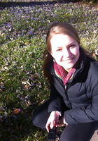 A photo of Andrea who is one of our PSAT tutors in Washington DC