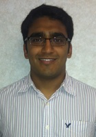 A photo of Arun who is one of our ACT Reading tutors in New York City, NY