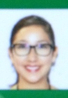 A photo of Perla who is one of our English tutors in Dallas Fort Worth, TX