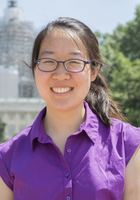 A photo of Miriam who is one of our GMAT tutors in Washington DC