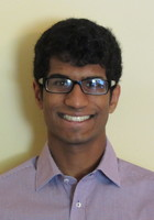 A photo of Siddharth who is one of our ACT Science tutors in Washington DC