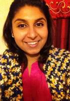 A photo of Bani who is one of our SAT Writing tutors in Chicago, IL