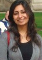 A photo of Nadia who is one of our Math tutors in Sussex County, NJ