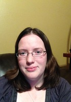 A photo of Shannon who is one of our Reading tutors