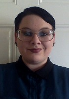 A photo of Caitlin who is one of our Reading tutors in St. Louis, MO