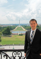 A photo of Justin who is one of our German tutors in Washington DC