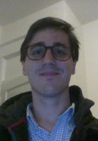 A photo of Nicholas who is one of our tutors in Washington DC