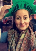 A photo of Meg who is one of our GRE tutors in New York City, NY