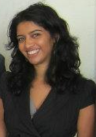 A photo of Priya who is one of our Spanish tutors in Washington DC