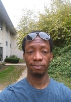 A photo of Oluwasanmi who is one of our Grammar and Mechanics tutors in Washington DC