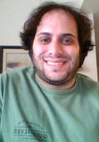 A photo of Jonathan who is one of our SAT tutors in New Jersey