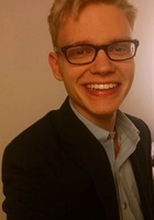 A photo of Matthew who is one of our History tutors in Washington DC