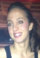 A photo of Pinelopi who is one of our Writing tutors in New York City, NY