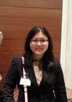 A photo of Rui who is one of our Mandarin Chinese tutors in Washington DC