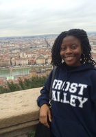 A photo of Oyinkansola who is one of our French tutors in New York City, NY