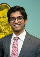 A photo of Parth who is one of our History tutors in Washington DC