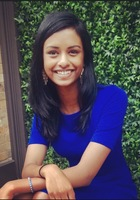 A photo of Samiksha who is one of our Social studies tutors in St. Louis, MO