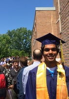 A photo of Vignesh who is one of our SAT tutors in New Jersey