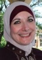 A photo of Kristin who is one of our English tutors in Washington DC