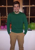 A photo of Theodore who is one of our ISEE tutors in Washington DC