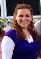 A photo of Tziporah who is one of our tutors in Sussex County, NJ