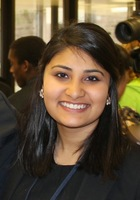 A photo of Krupa who is one of our Social studies tutors in St. Louis, MO