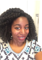 A photo of Teauna who is one of our Algebra tutors in Washington DC